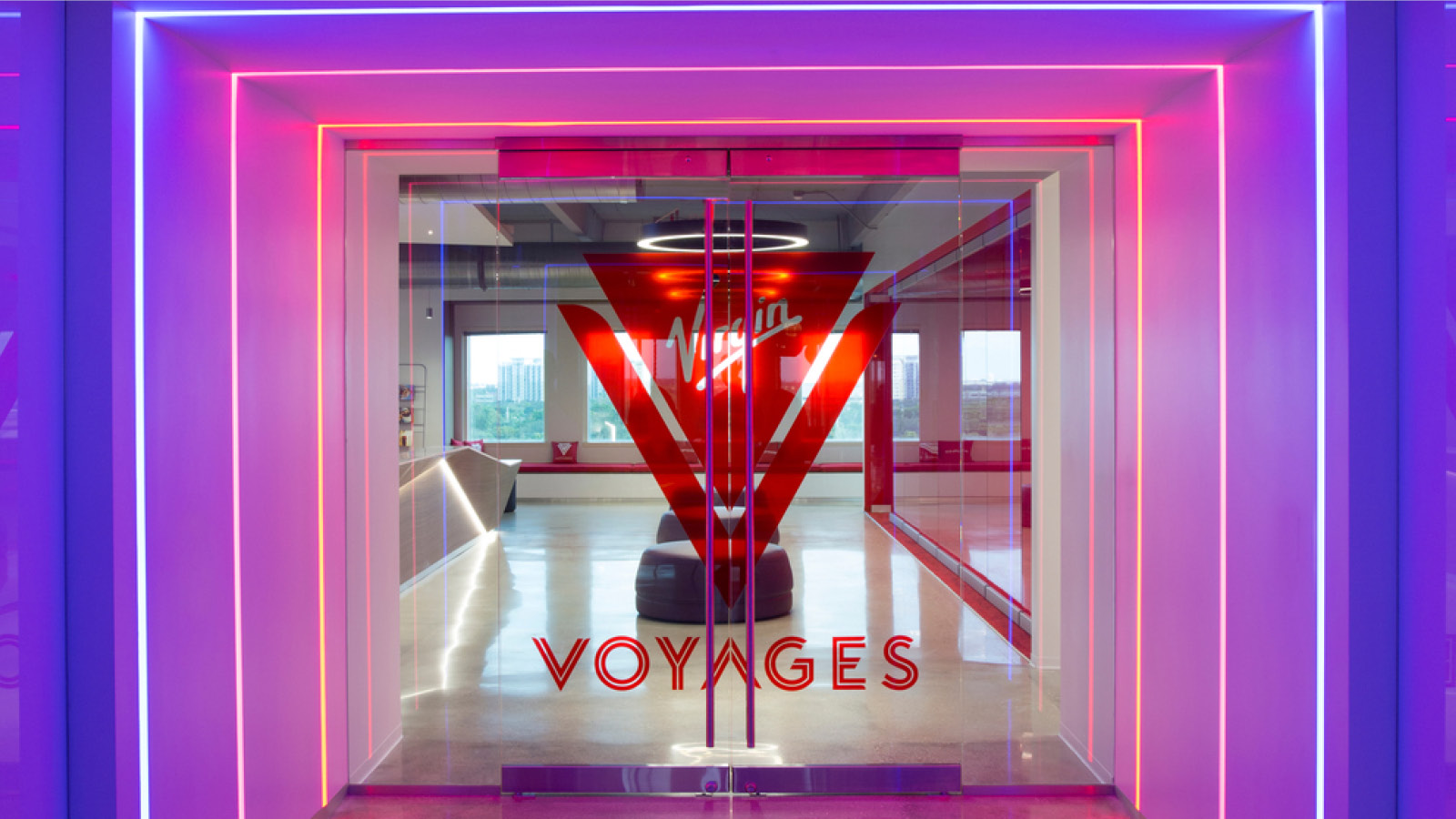 Virgin Voyages New Headquarters in Plantation, FL