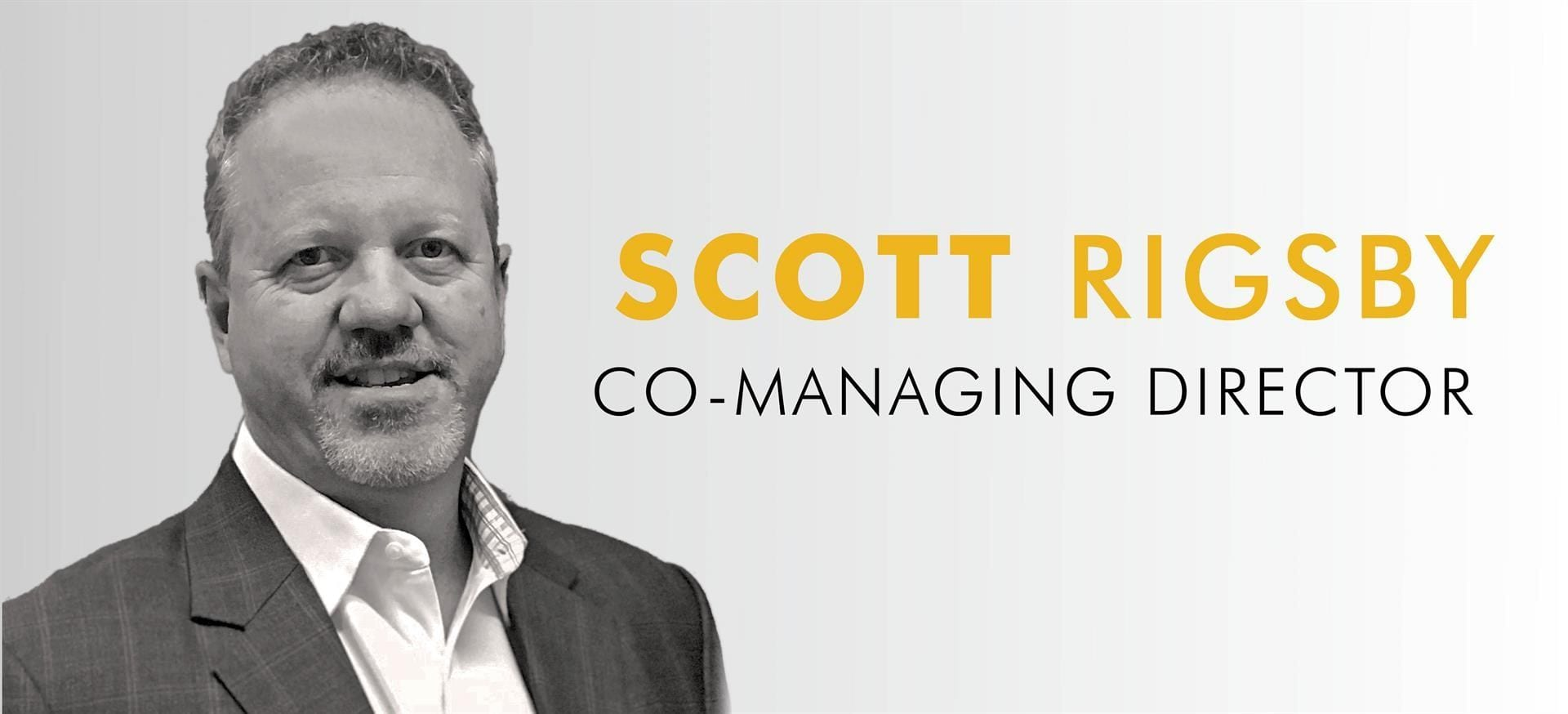 Scott Rigsby Promoted to Co-Managing Director of IA's Charlotte Office