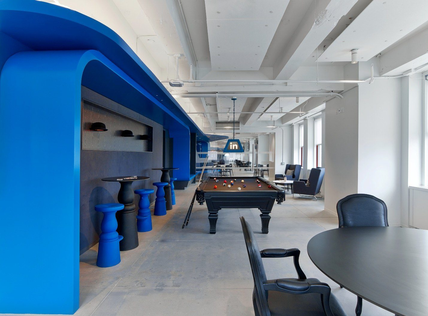 LinkedIn Recreation Room