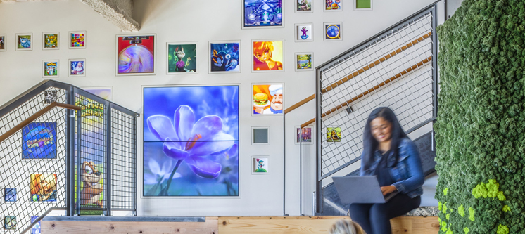 Enhance workplace culture with a digital presence